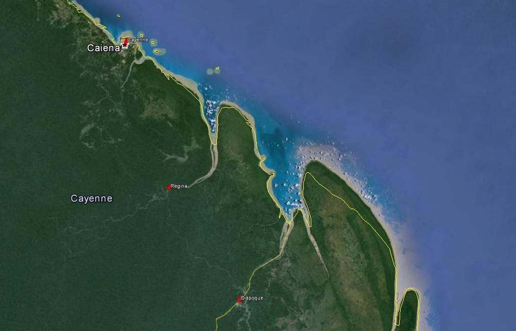 2015-08-22 Oiapoque - Cayenne