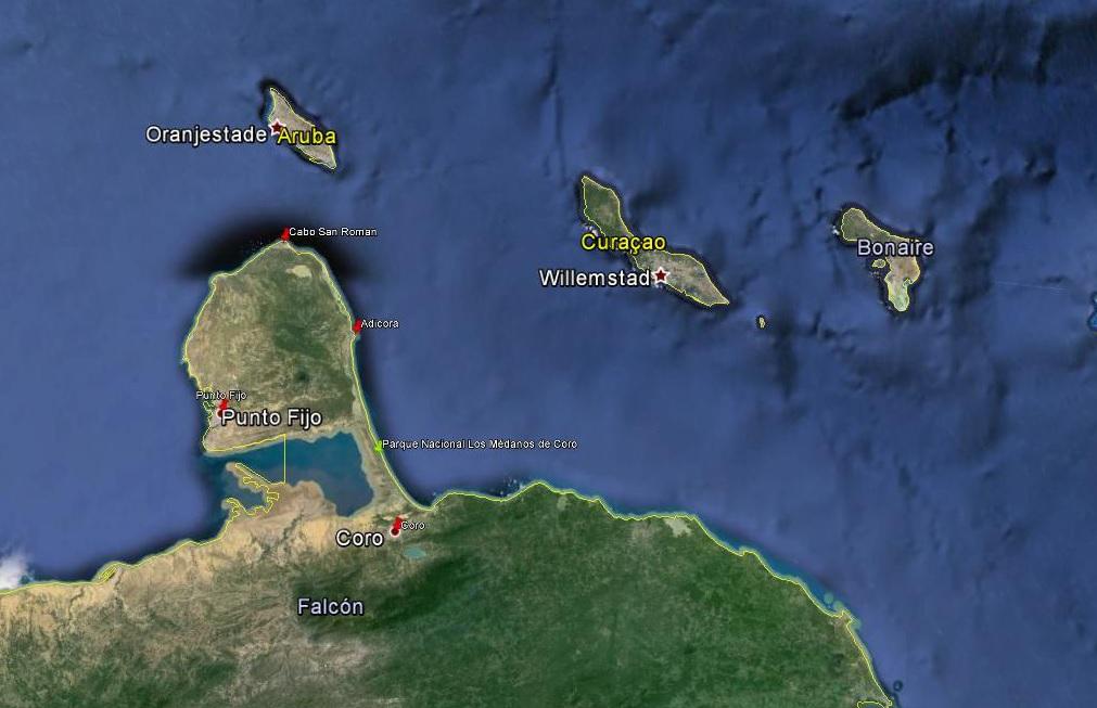 2015-10-02 Coro - Cabo San Roman - Coro