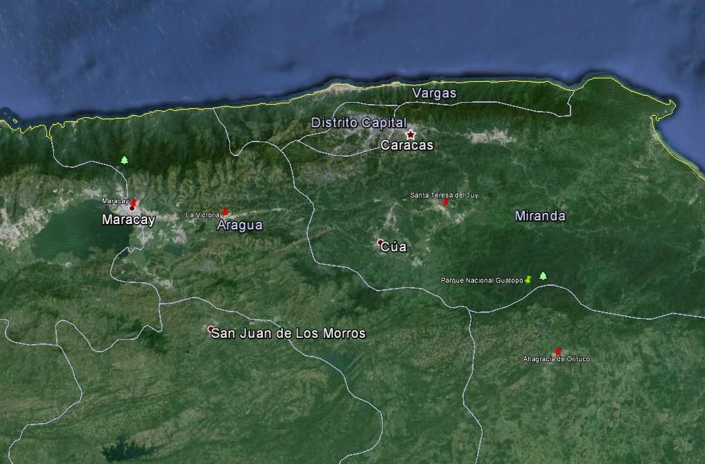2015-11-02 Maracay - Altagracia de Orituco