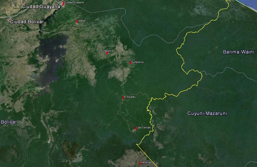 2015-11-05 Ciudad Guayana - Kamoiran