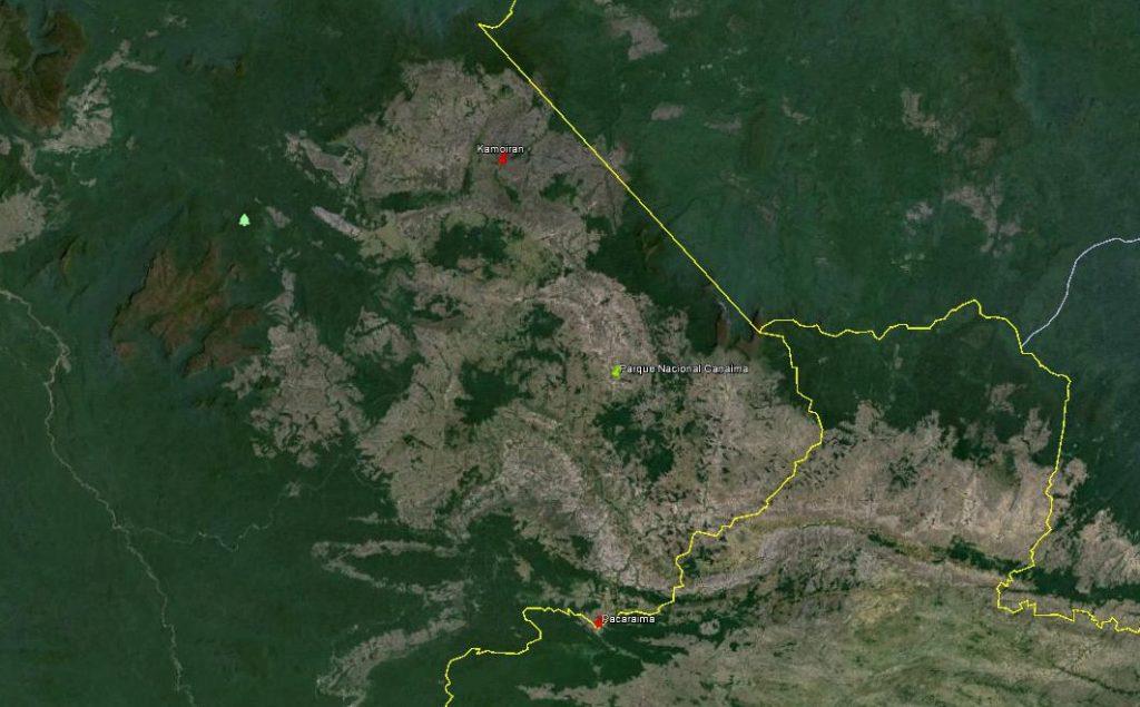 2015-11-06 Kamoiran - Santa Elena de Uairen