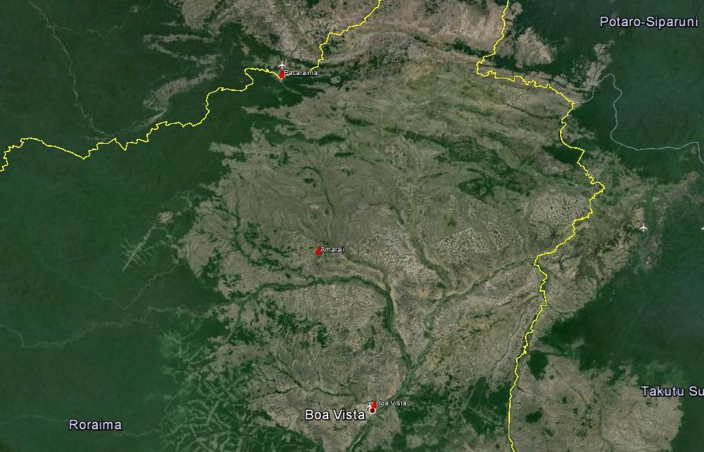2015-11-25 Pacaraima - Boa Vista