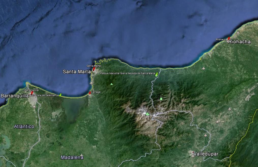 2016-01-19 Riohacha - Barranquilla