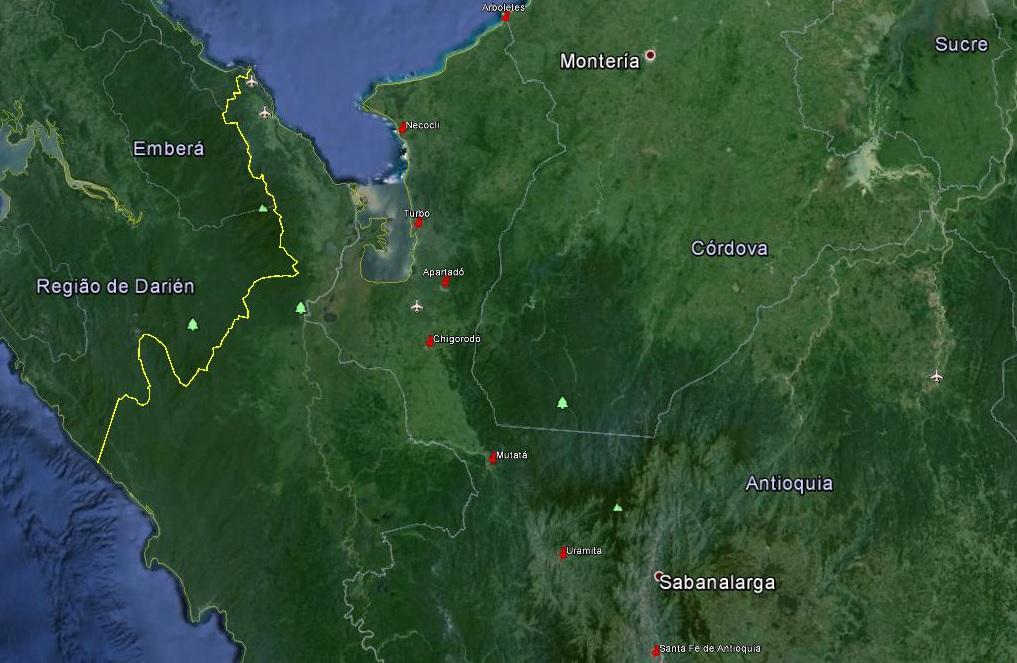 2016-01-26 Arboletes - Santa Fe de Antioquia
