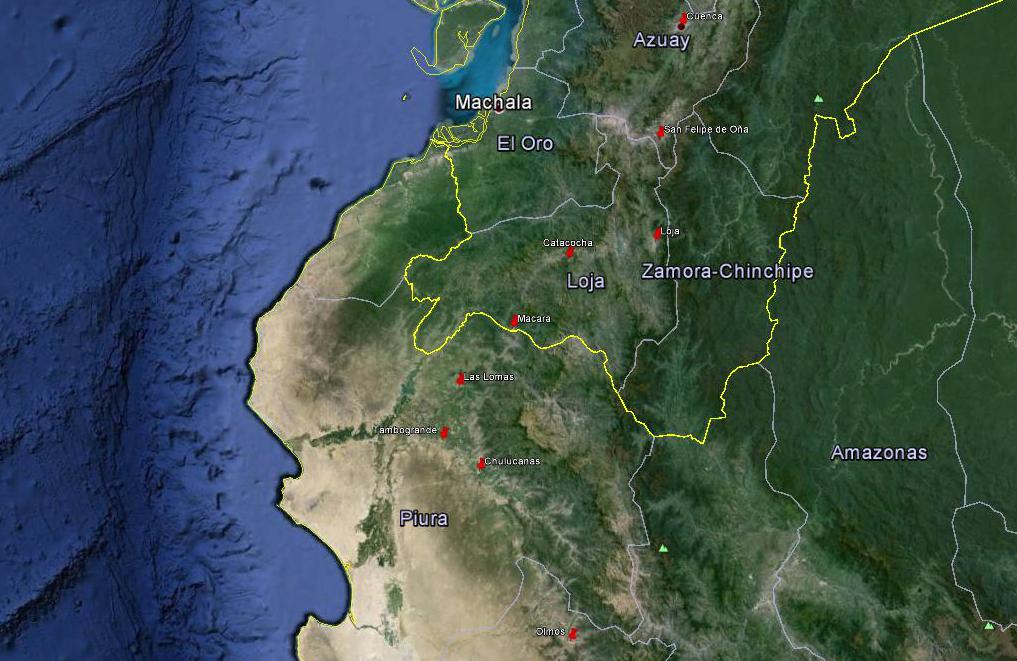 2016-02-07 Cuenca - Olmos