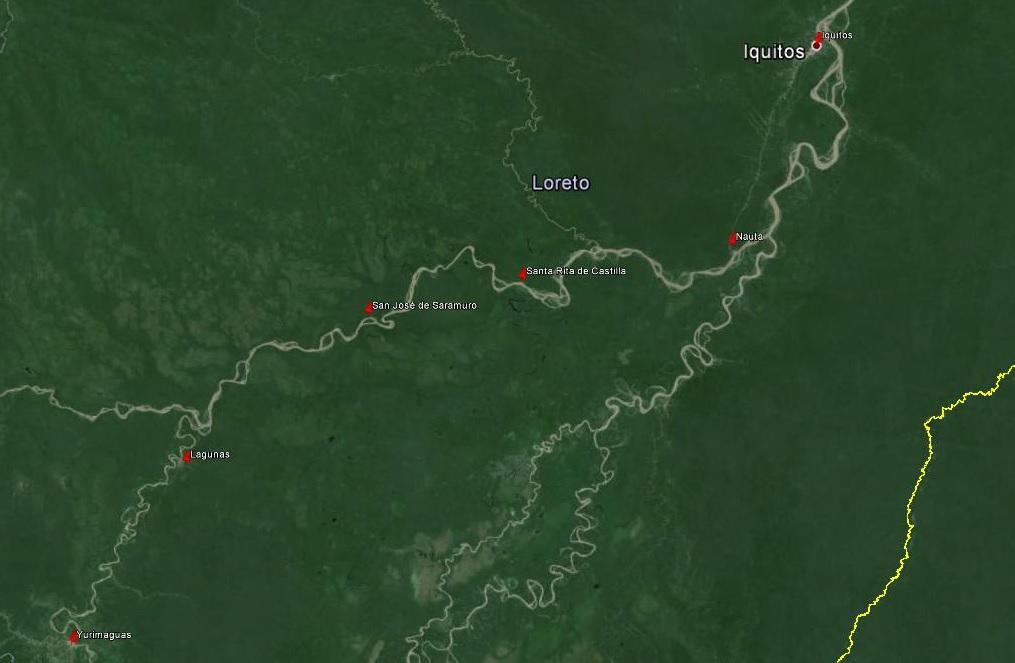 2016-02-11 Yurimaguas - Iquitos