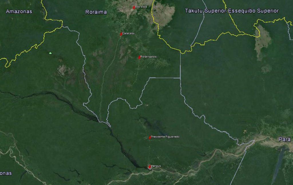 2016-02-29 Boa Vista - Manaus